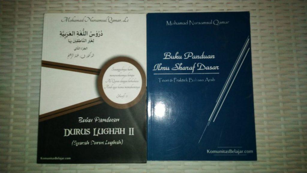 Syarah Durushul Lughah dan Ilmu Sharaf